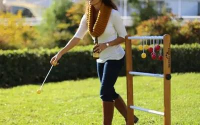 Ladder Golf Game