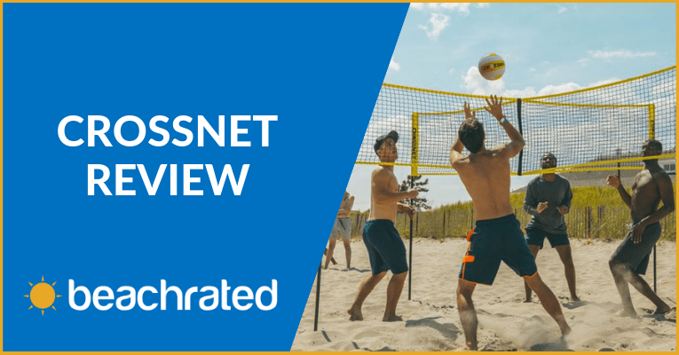 CROSSNET Review – Beach Volleyball with an Addictive Twist