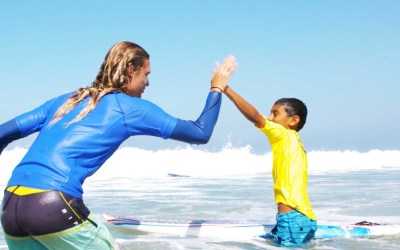 Why Beach Camps are a Great Activity for Your Kids This Summer