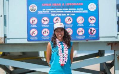 Meet Sarah – Director of BeachSports Manhattan Beach