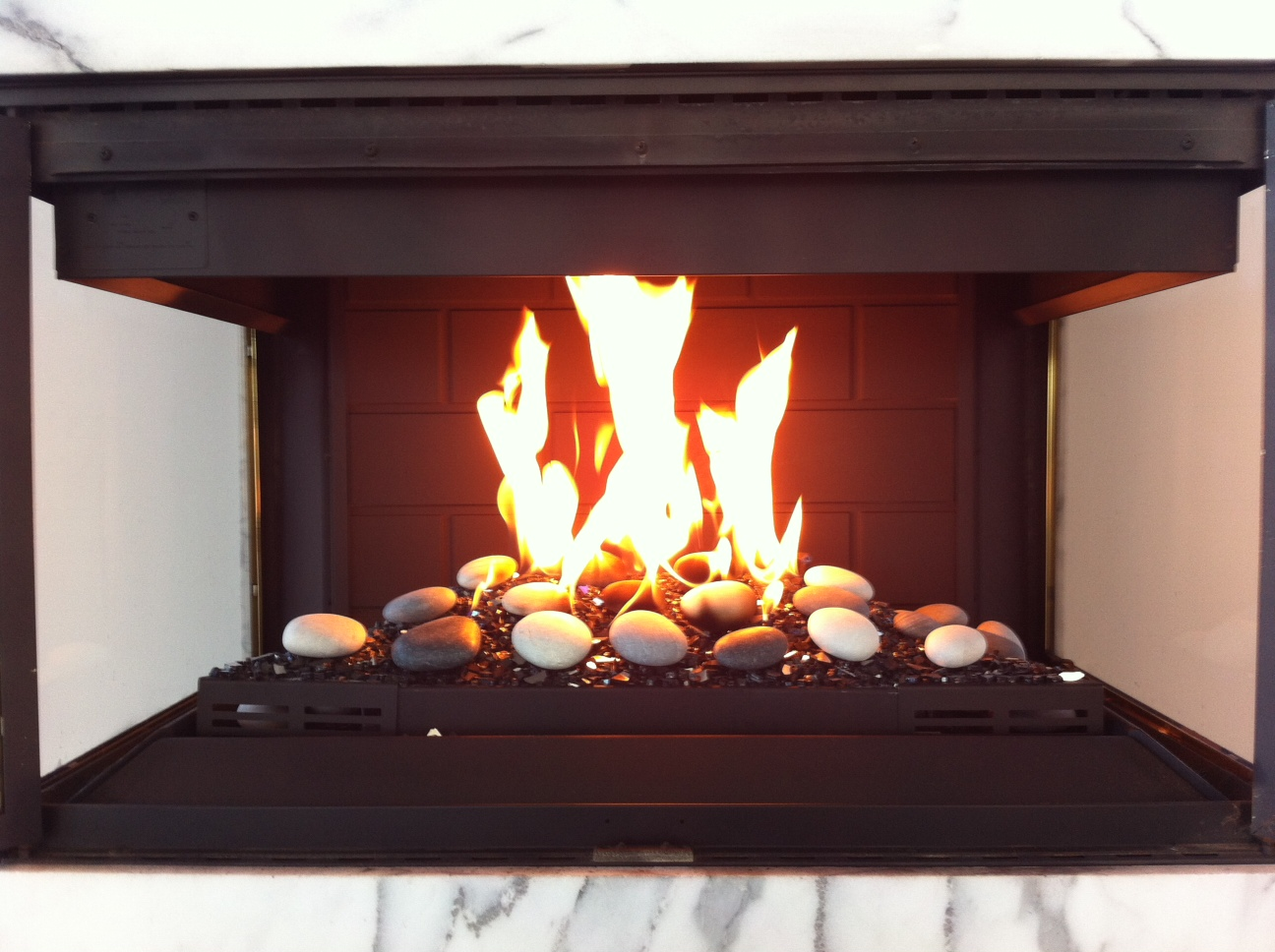 Gas Logs For Fireplace