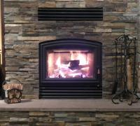 Fireplaces High Efficiency Wood - Long Island NY - Beach