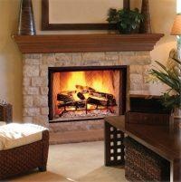 Fireplaces Wood Burning - Long Island NY- Beach Stove