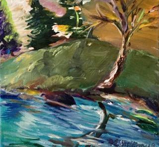 Dianne Shelton original Acrylic Painting