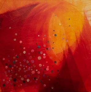 Martha Blooms - Susan Ward - original watercolour