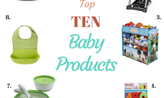Our Current Top Ten Baby Favorites