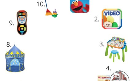 Top Toys 10 at 1yr