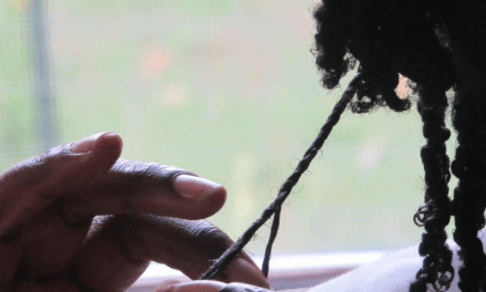 How I got a great Twist Out