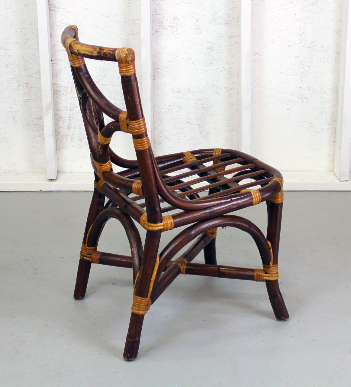 Rattan Accent Chair Rattan Accent Chair 004a