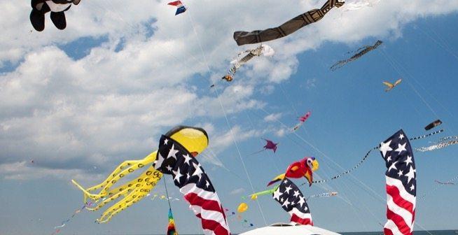 virginia beach kite festival