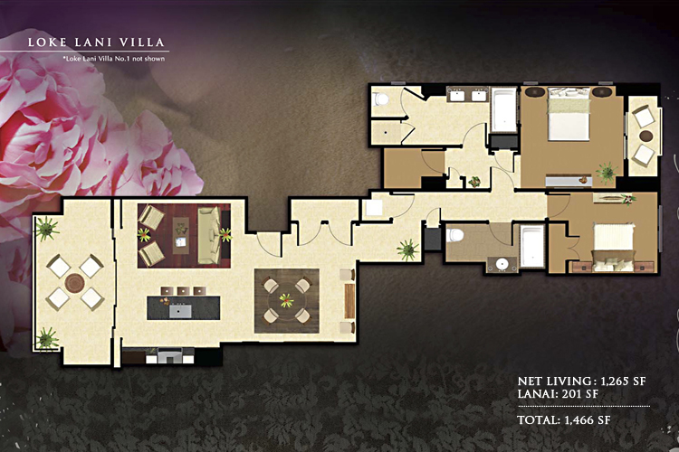 Estate Floor Plans
