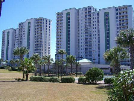 silver beach towers