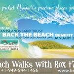 Beach Walk 766 – Hawaiian Islands Land Trust