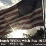 episode graphic for beachwalk 642 - memorial day in the pacific