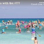 Beach Walk 777 – Be the Effect and SUP!