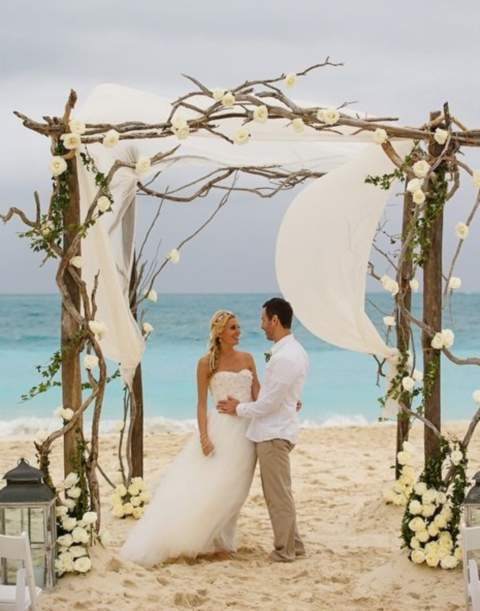 Beach Wedding Decoration Ideas Decorating Ideas