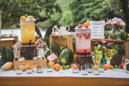 งานแต่งงานในภูเก็ต, สถานที่จัดงานแต่งในภูเก็ต, Phuket beach wedding, การจัดเลี้ยงอาหารในงานแต่งงาน, Catering Style