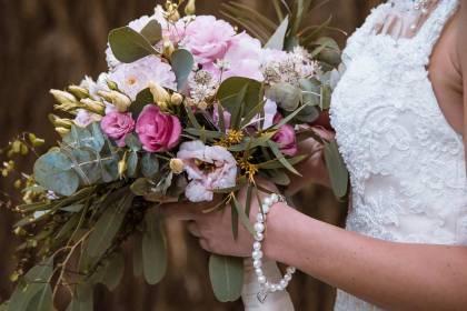 งานแต่งงานในภูเก็ต , Wedding in Phuket , ดอกไม้เจ้าสาว