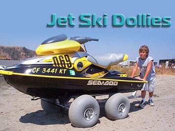 Jet Ski Dolly