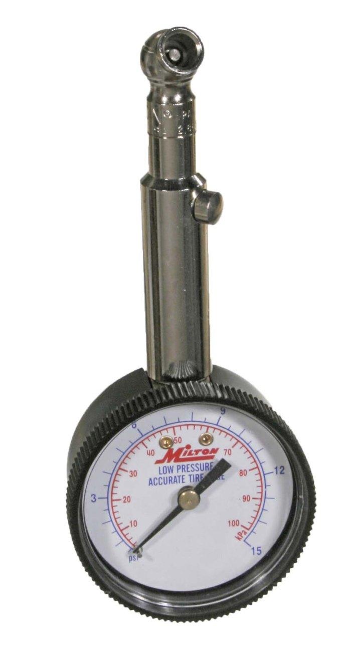 Low Pressure Tyre Gauge