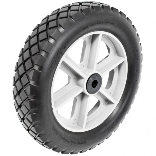 "38 cm Polyurethane Foam ""Tuff-Tyre"" Wheel - Beachwheels Australia"