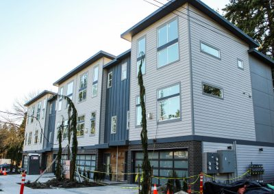 Shoreline New Construction Townhomes