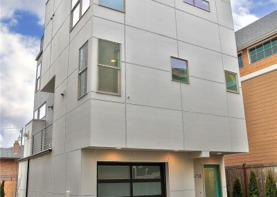 Ballard New Construction Townhomes – 6731 14th Ave NW