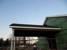11/21/11 Closeup of carport.