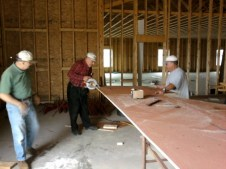 """11/10/11 Tommy, Ray, & Bob """"cutting up."""""""