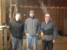 1/12 Gordon, Pastor Bill, & Ray