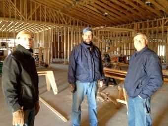 1/12 Matt, Pastor Bill, & Gordon