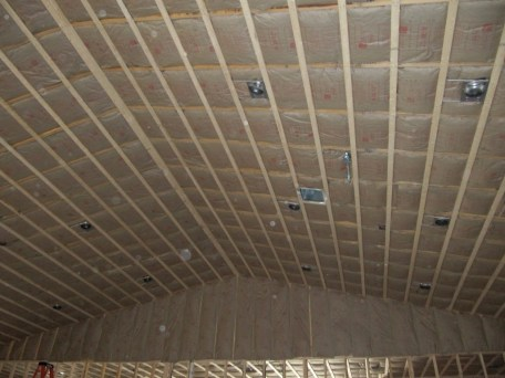 3/9/12 Another view of the ceiling.