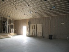 3/9/12 Another view of insulated auditorium