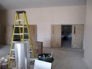 4/17/12 Auditorium doors from vestibule
