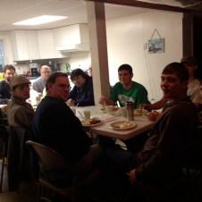 5/5/12 Men's Prayer Breakfast before the work day