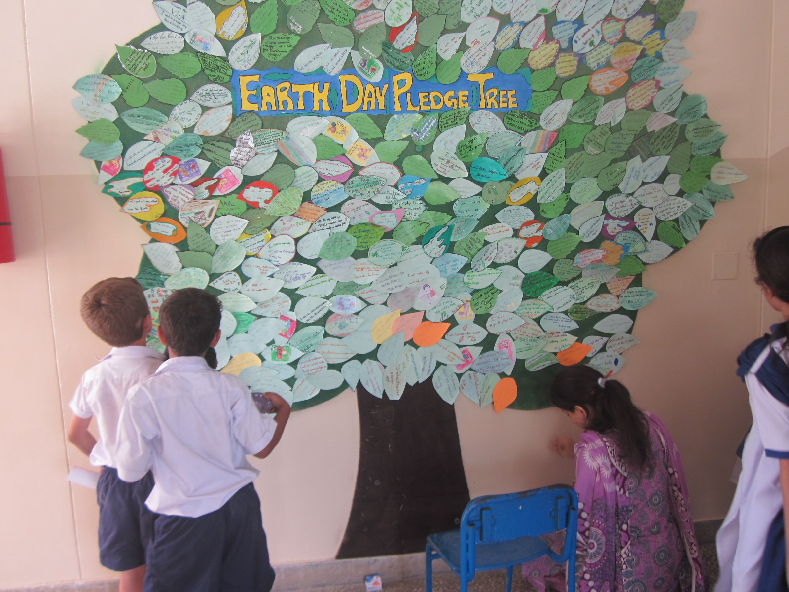 Our Earth Day Celeberations