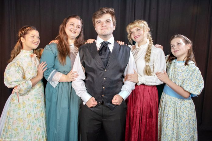 Little Women, The Musical, opens Sept. 14 at Shoestring Theatre