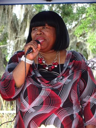 <p><p>Keiana Griffin, CEO of the Daytona Beach-based Levi Long Sickle Cell Association</p></p><p></p>