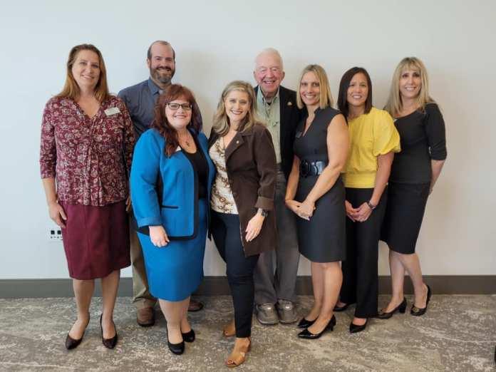 Local PR chapter installs new leadership