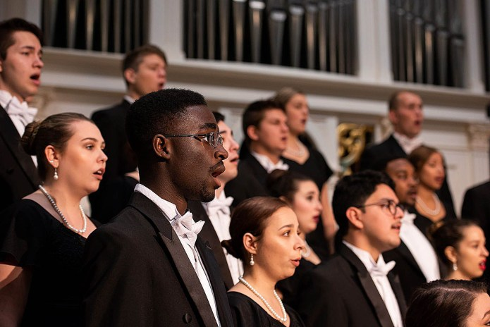 Stetson University Christmas Candlelight Concert tickets on sale Oct. 1