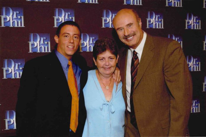 Maniscalcos with Dr. Phil