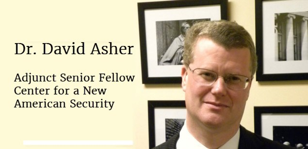 Newswire - Dr. David Asher