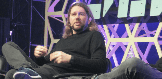 Garrett Camp, Uber's Co-founder and Chairman at Slush Tokyo 2017