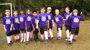 Breast Cancer- Youth Soccer.