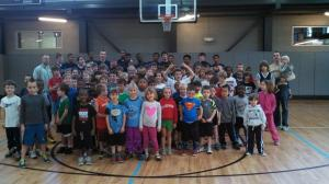 Youth Basketball Clinic 2013