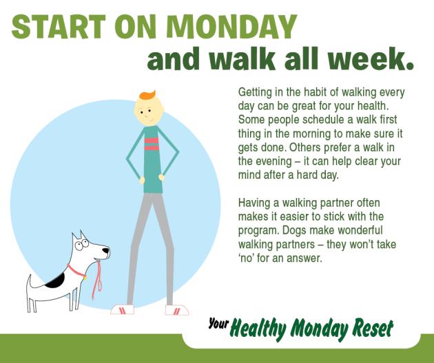 Walk All Week