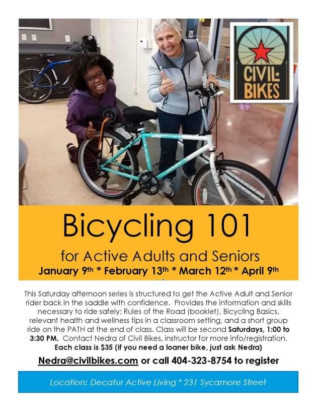 Bicycling 101 DAL