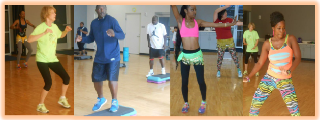 fitness on track image