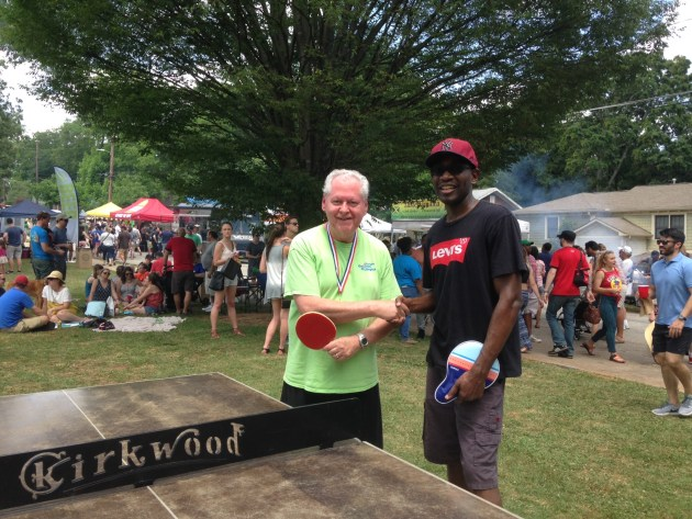 Kirkwood Tourney 2017