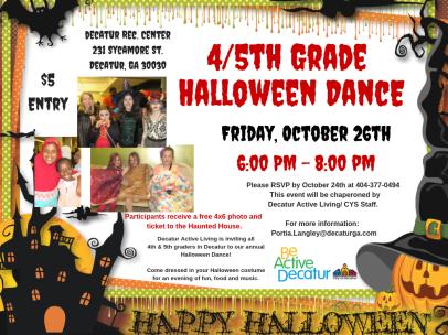 Copy of Halloween Dance